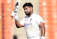 Photo of Rishabh Pant again created a ruckus with the bat, played ..