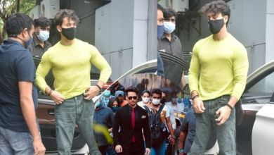Photo of Tiger Shroff Spotted: Tiger Shroff reached this filmmaker's office, preparations for the next film started