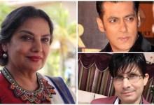 Photo of Top 5 News: Shabana had to order liquor online, expensive, KRK gave open challenge to Salman, read big entertainment news