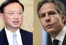 Photo of US Secretary of State and China's top official clashed, fiercely debated on corona virus and human rights