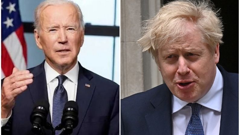 US-UK: Johnson and Biden to meet in 'Cornwall' before G-7 meeting, Atlantic charter may be agreed