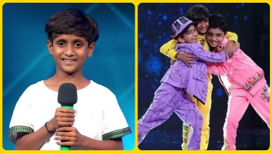 Photo of super dancer chapter 4 this contestants parents became prithvirajs family as his cant afford to be with their son
