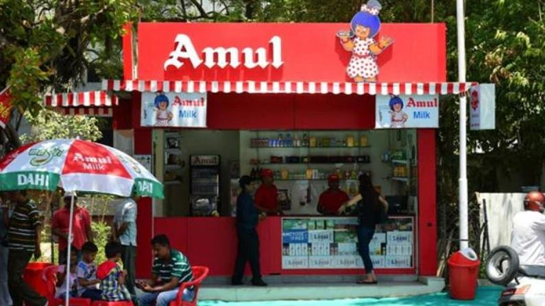 Amul Franchisee Registraion: Start business with Amul like this, you can earn so much by selling only milk