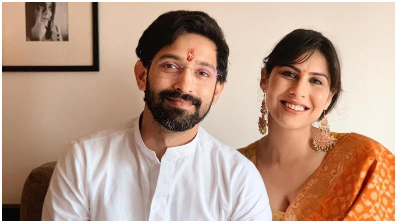 Love Story: Vikrant is as simple as Massey, his fiancee Sheetal, this is how love started