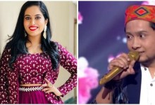 Photo of Indian Idol 12: Because of Sayali Kamble, Pawandeep Rajan did something like this in the show, everyone was shocked to see