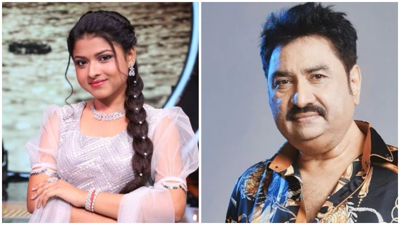 Indian Idol 12: Kumar Sanu made such a statement about Arunita in front of everyone, other contestants were also shocked