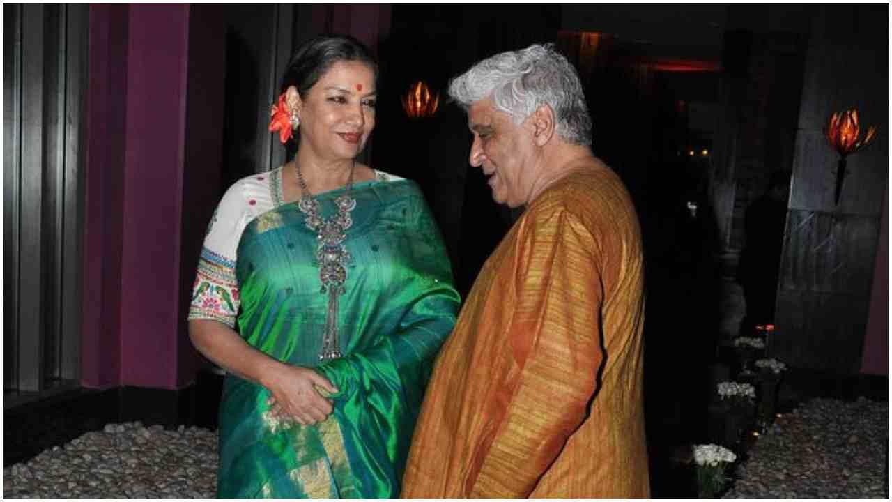 Happy Birthday: When Shabana Azmi gave heart to married Javed Akhtar, know the love story of both