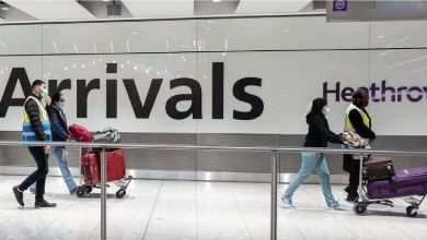 Photo of UK relaxes travel rules for vaccinated passengers, people going from India will also get benefit