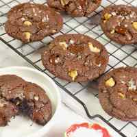 Spicy Chocolate Cookies