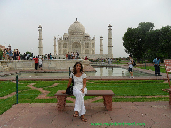 Consejos, mujeres viajando solas por India
