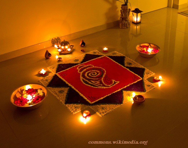 """""""En noviembre Diwali El Festival de las Luces"""""""