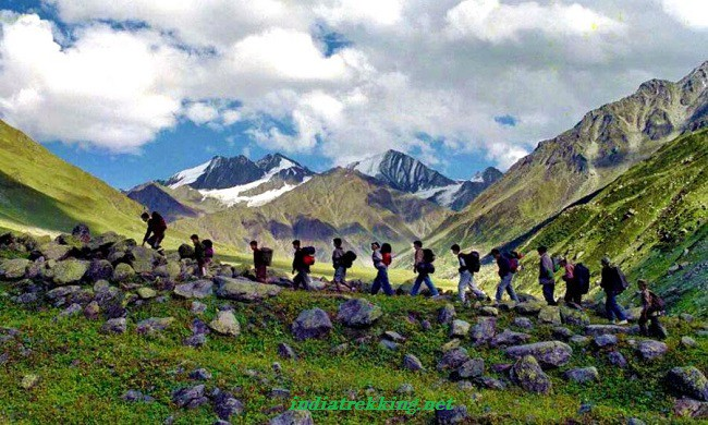 Trekking  Darma Valley hasta Panchachuli Base Camp