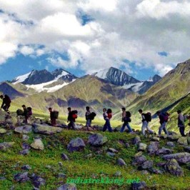 """Trekking  Darma Valley hasta Panchachuli Base Camp """
