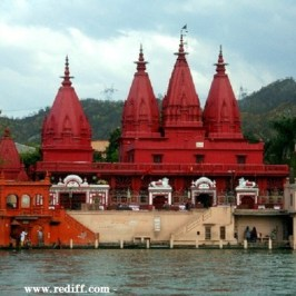 """Dos Grandes Ashrams de Haridwar"""