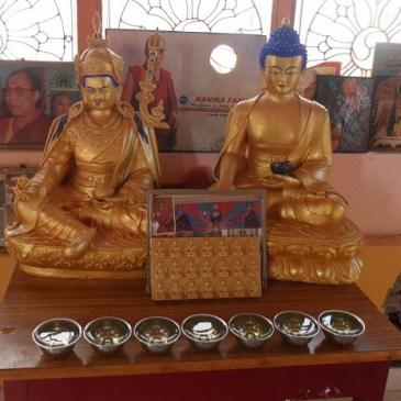 Dharamsala, Por empezar El Dalai Lama