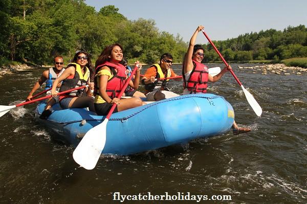 ¡Nos vamos de rafting a Kolad!