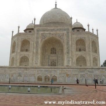 De Mumbai al Taj Mahal
