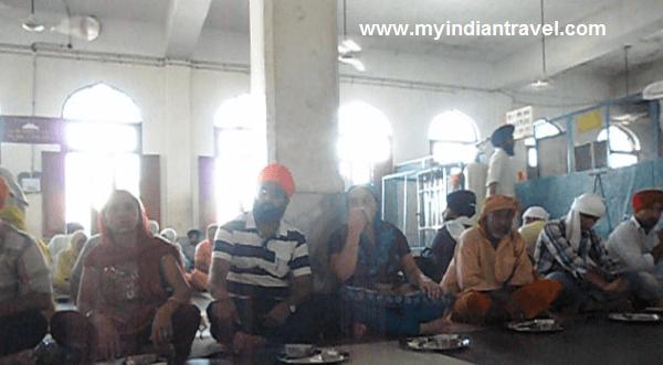 Comedor gratuito Amritsar
