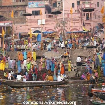 Más allá de la vida en el Ganges