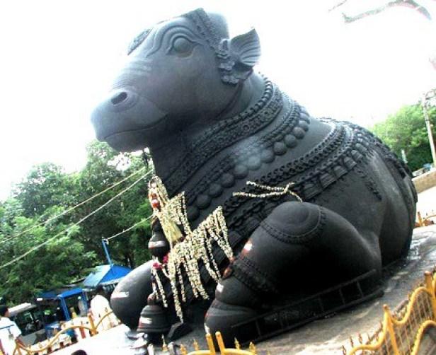 """""""Bangalore Templo del Toro y Mercado Russell"""""""