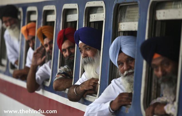 El uso del Turbante en los Sikhs