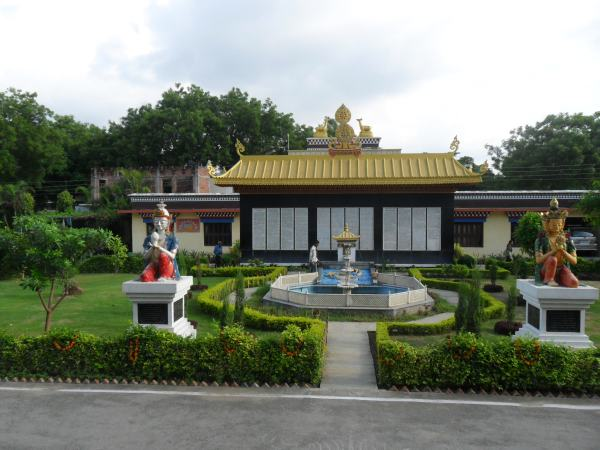 """""""Sarnath en Varanasi, la cuna del budismo"""""""