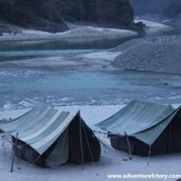 Acampar en Ladakh, Inolvidable