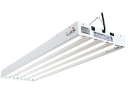 Hydrofarm AgroBrite T5 Fluorescent Grow Light