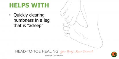 Relieve Numbness In Legs