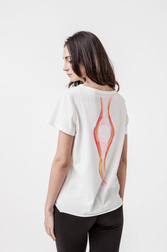 Koszulka kobiecość