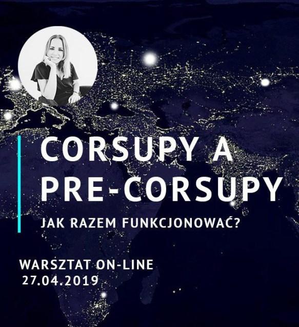 Corsupy a pre corsupy – warsztat on-line