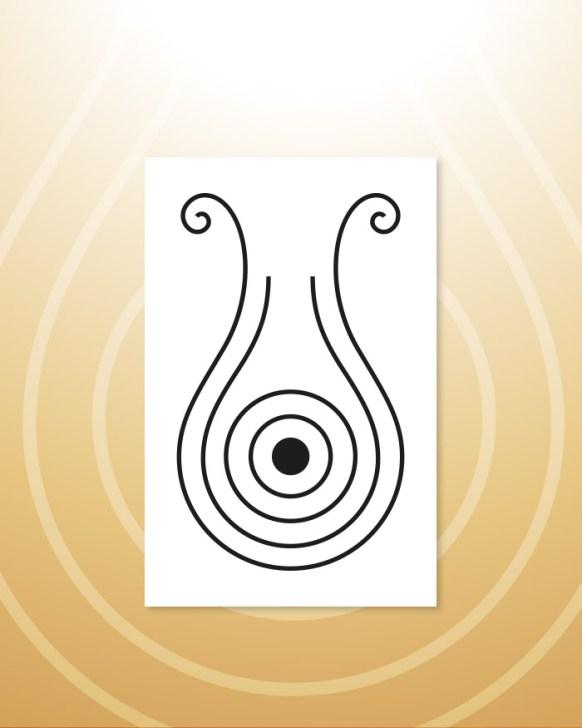 Tatuaż na ochronę pola (aury)