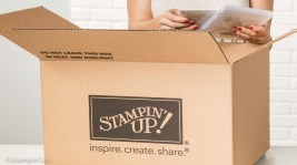 Stampin' Up! Unboxing
