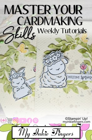 Stampin Up! Easter & Spring Cards PN