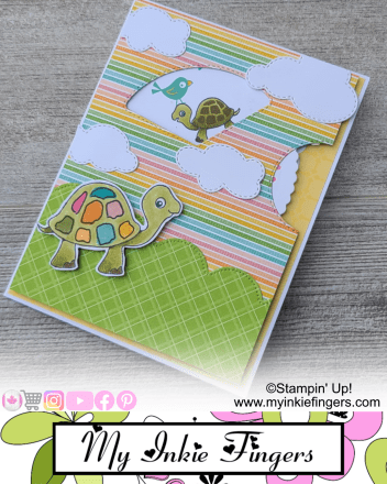 How to use Give It A Whirl Dies | Give It A Whirl Cards