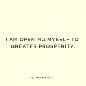 %name Affirmations for business owners 11 | My Inner Strengths