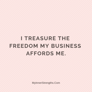 %name Affirmations for business owners 24 | My Inner Strengths