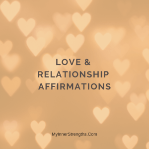 %name Love Affirmations | My Inner Strength