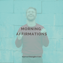%name Tips on Using Affirmations and Motivational Words