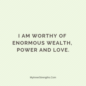 %name Wealth Affirmation Money 8 | My Inner Strengths