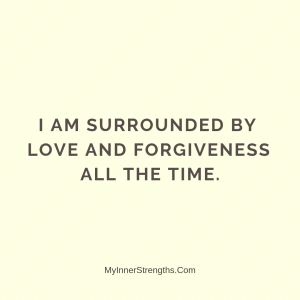 %name Forgiveness Affirmations 16 | My Inner Strengths