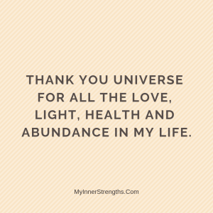 %name Gratitude Affirmations 21 | My Inner Strengths