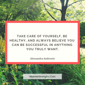 %name Health Affirmations and quotes | My Inner Strengths6