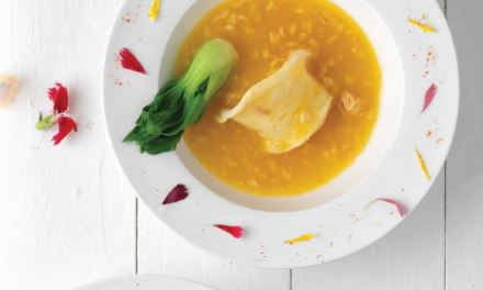 Knorr Superior Broth cooked with Oats & Premium Fish Maw   Unilever Foods Solution