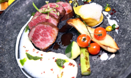 Special Way with Wagyu by Chef Hisham | KLCC Executive Chef