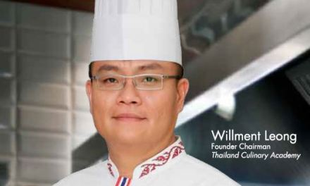 EDUCATION and EXPERIENCE Crucial To Develop Culinary Talents