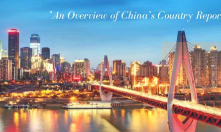 An Overview of China's Country Report