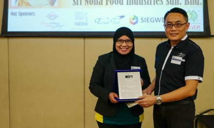Sri Nona Ketupat Won MIFT (Malaysian Institute of Food Technology) Product Innovation Gold Award 2019