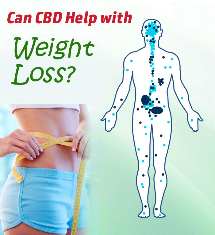 How to lose weight with CBD