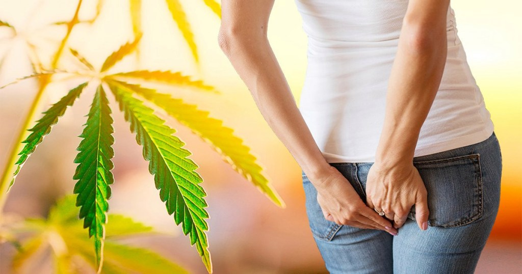 CBD oil for hemorrhoids